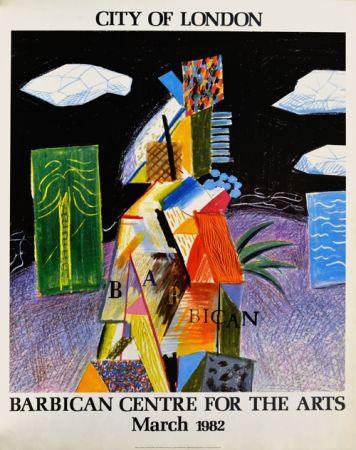 Keine Technische Hockney - Barbican Centre for the Arts