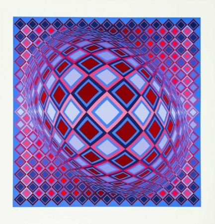 Multiple Vasarely - Basel