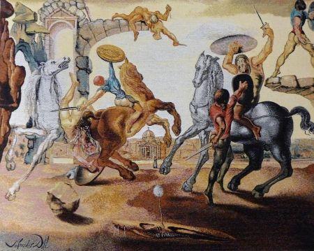 Multiple Dali - Bataille autour d'un pissenlit
