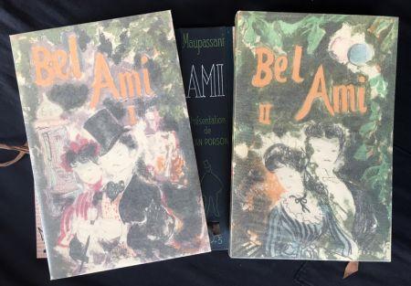 Illustriertes Buch Grau Sala - BEL-AMI. Lithographies originales de Grau-Sala