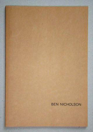 Illustriertes Buch Nicholson - Ben Nicholson