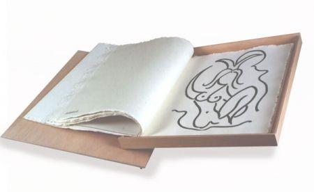 Illustriertes Buch Alberti - Bestiario