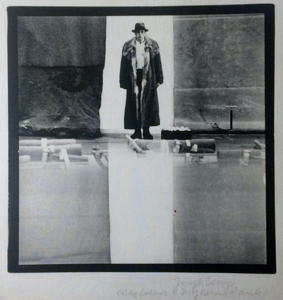 Fotografie Beuys - Beuys for Lothar