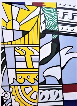 Lithographie Lichtenstein - Bicentennial Print