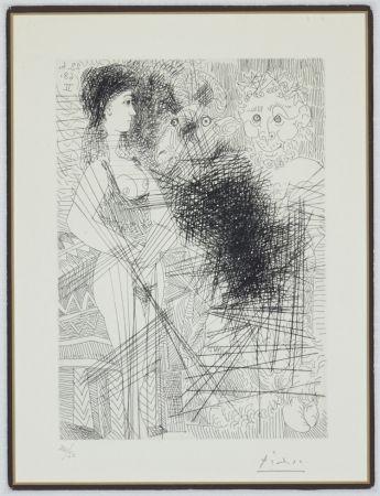 Stich Picasso - Bloch 1662 (347 Series)