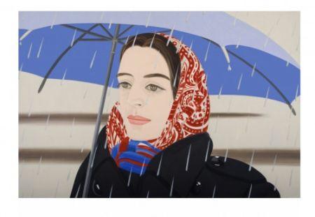 Multiple Katz - Blue Umbrella