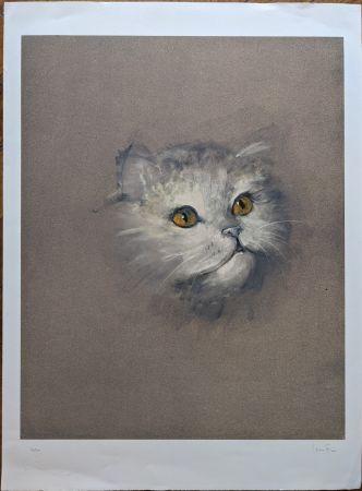 Lithographie Fini - Bosor