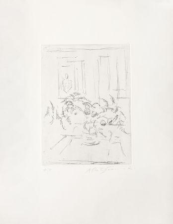 Stich Giacometti - Bouquet I