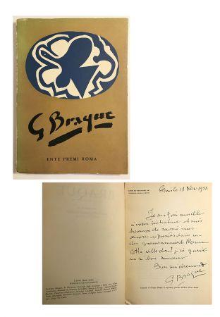 Illustriertes Buch Braque - Braque (1958)