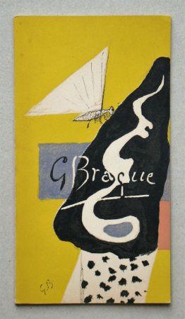 Illustriertes Buch Braque - Braque Graveur
