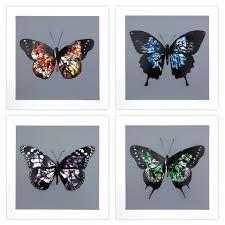Siebdruck Whatson - Butterfly
