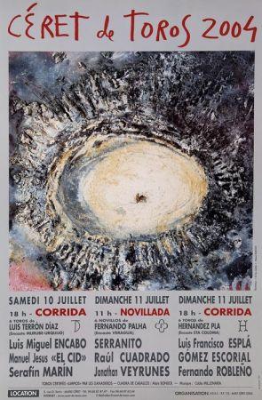 Plakat Barcelo - Céret de Toros