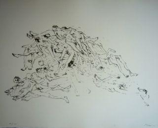 Illustriertes Buch Music - Cadastre de cadavres