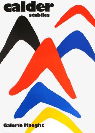 Plakat Calder - CALDER 71 : Exposition