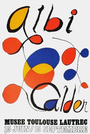 Plakat Calder - CALDER 72 : Exposition à ALBI.