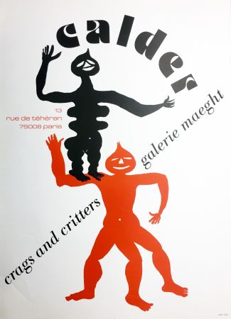Plakat Calder - CALDER :