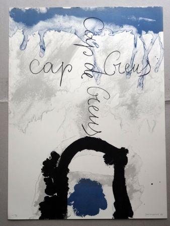 Lithographie Guinovart - Cap de Creus