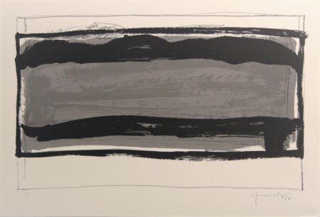 Lithographie Hernandez Pijuan - Carpeta 12 aniversari Galeria Joan Prats