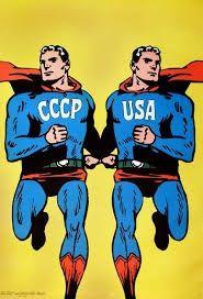 Plakat Cieslewicz  - CCP - USA
