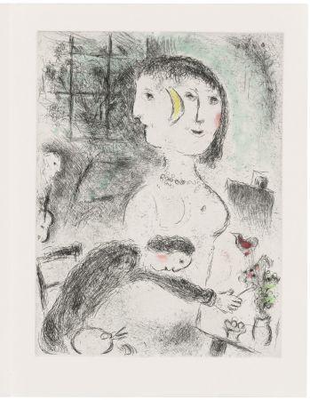 Keine Technische Chagall - Ce lui qui dit les choses sans rien dire (Plate 23)