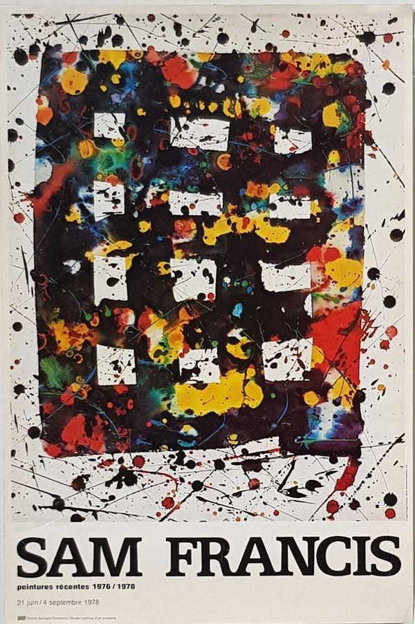 Offset Francis - Centre Georges Pompidou