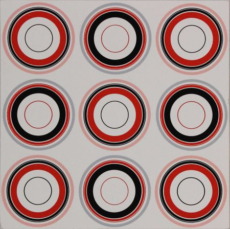 Siebdruck Asis - Cercles