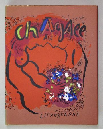 Illustriertes Buch Chagall - CHAGALL LITHOGRAPHE I. 1960