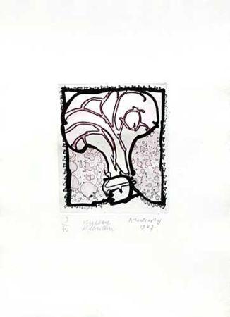 Stich Alechinsky - Chapeau d'écriture
