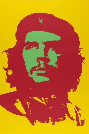 Siebdruck Warhol (After) - Che Guevara I.