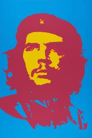 Siebdruck Warhol (After) - Che Guevara III.