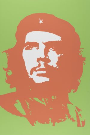 Siebdruck Warhol (After) - Che Guevara IV.