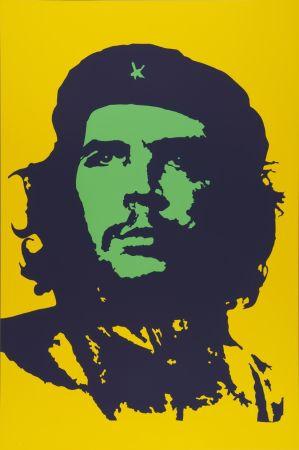 Siebdruck Warhol (After) - Che Guevara IX.