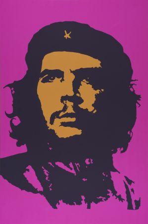 Siebdruck Warhol (After) - Che Guevara V.