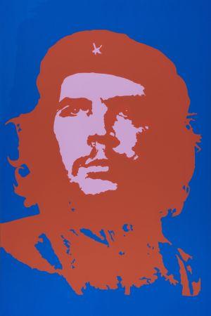 Siebdruck Warhol (After) - Che Guevara VII.