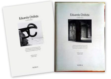 Illustriertes Buch Chillida - Chillida Catalogue Raisonné of Sculpture Vol. I - Vol. II