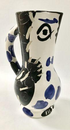 Keramik Picasso - Chruchon Hibou