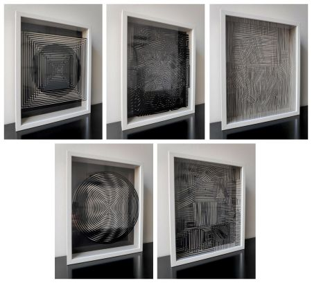 Multiple Vasarely - Cinetiques
