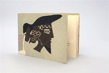 Illustriertes Buch Braque - Cinq poésie en hommage à Braque
