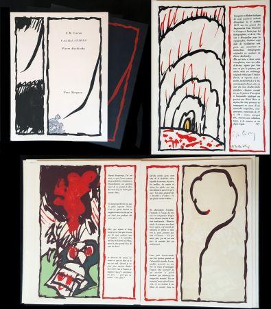 Illustriertes Buch Alechinsky - CIORAN, E - M.: VACILLATIONS (1979)