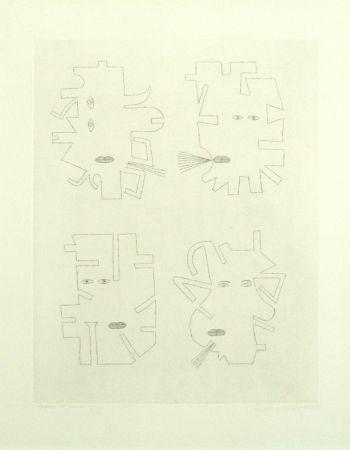 Stich Brauner - Codex d'un visage
