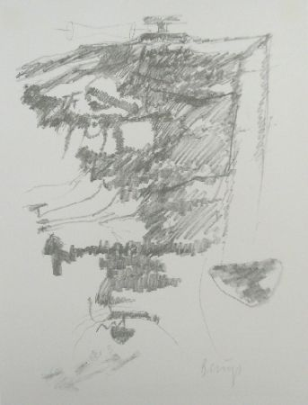 Lithographie Beuys - Codices Madrid 2