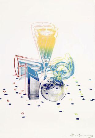 Siebdruck Warhol - Committee 2000 (Ii.289)