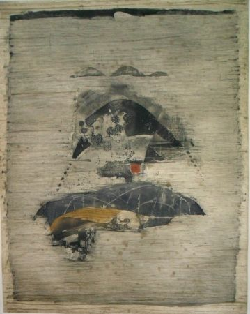 Aquatinta Friedlaender - Composition