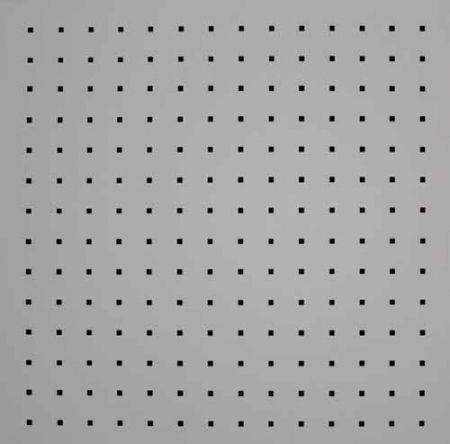 Siebdruck Nemours - Composition