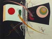 Lithographie Kandinsky - Composition