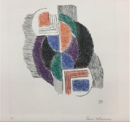 Stich Delaunay - Composition
