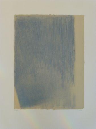 Lithographie Asse - Composition