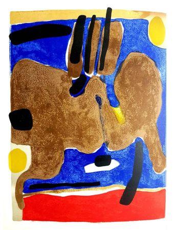 Lithographie Esteve - Composition