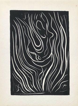 Linolschnitt Matisse - Composition