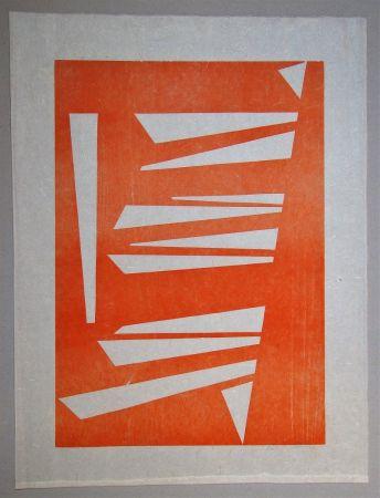 Holzschnitt Gessner - Composition